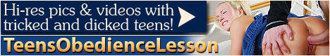 click here for Teens Obedience