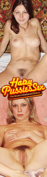 click here for Hairy Pussies